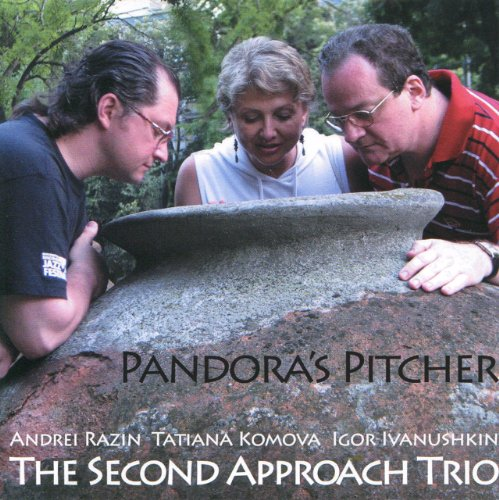 Pandora's Pitcher from Leo Records