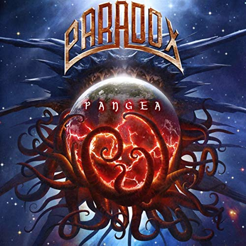 Pangea from AFM RECORDS