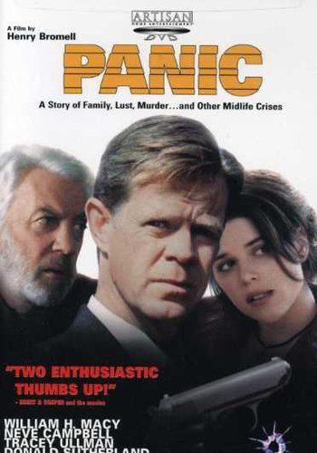 Panic [DVD] [2000] [Region 1] [US Import] [NTSC] from Lions Gate Home Entertainment