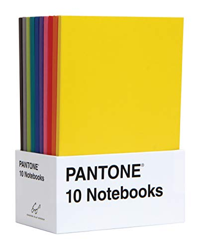Pantone: 10 Notebooks from Chronicle Books
