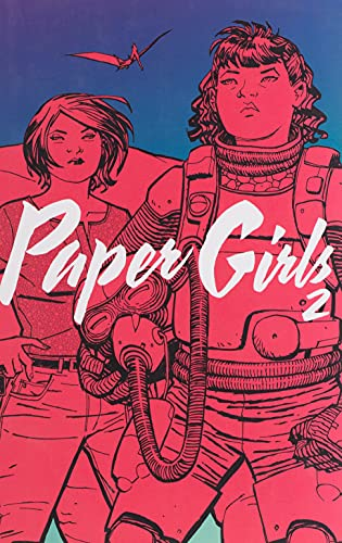 Paper Girls Volume 2 from Image Comics