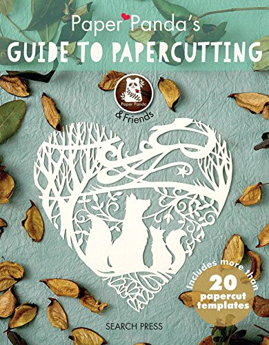 Paper Panda's Guide to Papercutting from Search Press(UK)