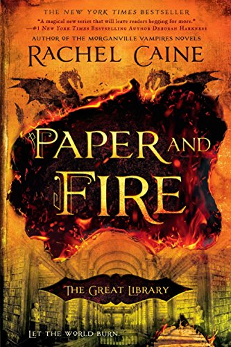 Paper and Fire (Great Library) from Berkley Books