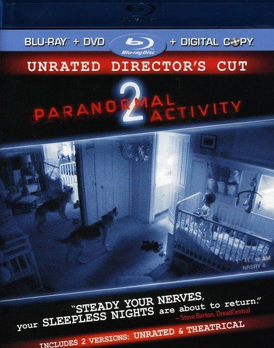 Paranormal Activity 2 [Blu-ray] [2010] [US Import] from Paramount Home Video