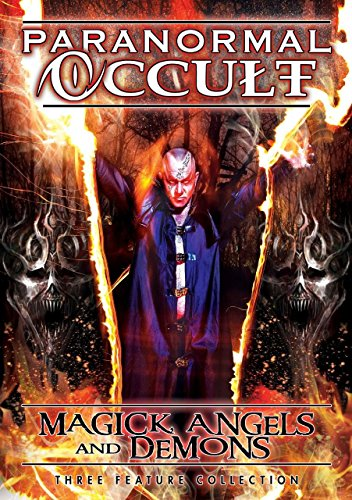 Paranormal Occult: Magick, Angels and Demons [DVD] [2013] from Wienerworld