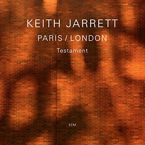 Paris / London - Testament from ECM RECORDS