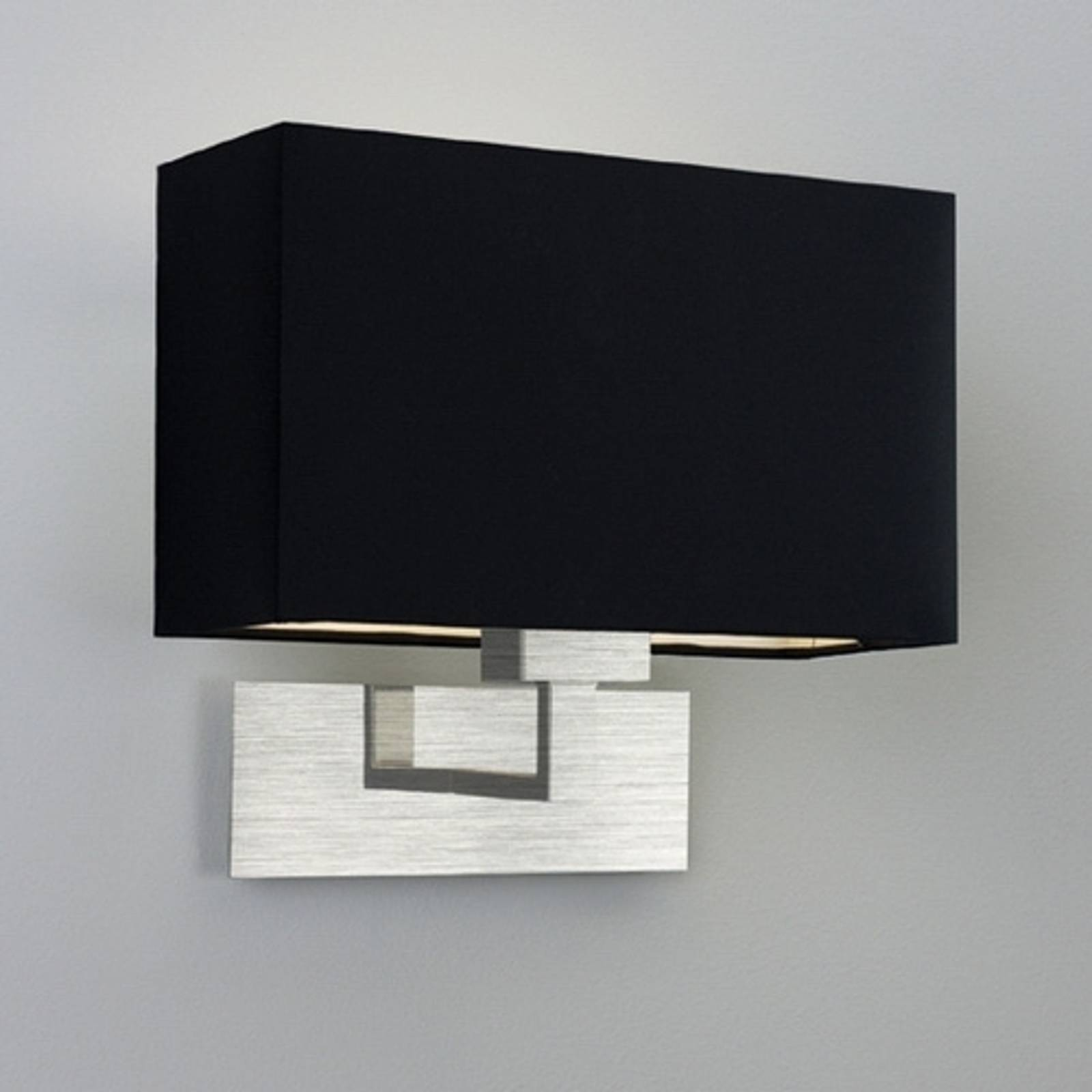 Park Lane Grande Wall Light Elegant Black from ASTRO