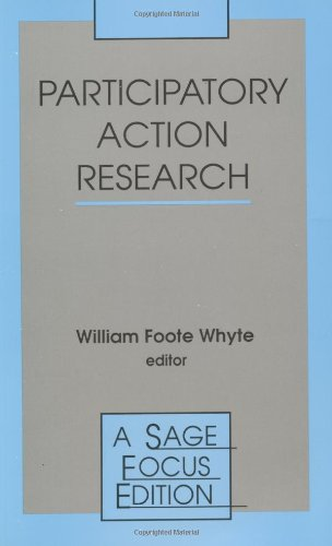 Participatory Action Research (SAGE Focus Editions) from Sage Publications, Incorporated