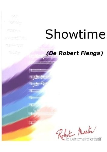Partitions classique ROBERT MARTIN FIENGA R. - SHOWTIME Ensemble vents from ROBERT MARTIN
