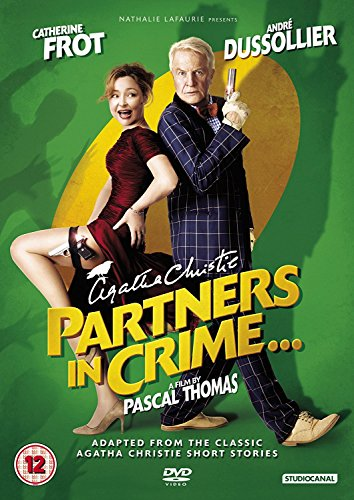 Partners Is Crime [DVD] [2012] from studiocanal