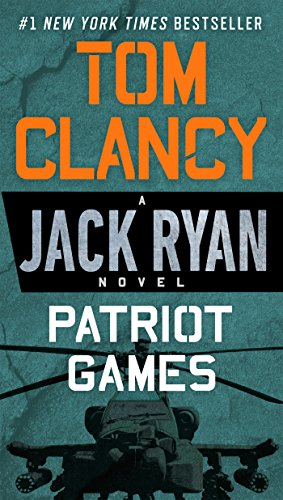 Patriot Games (Jack Ryan Novels) from Berkley Books