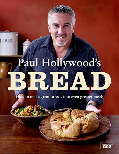 Paul Hollywood's Bread from Bloomsbury Publishing PLC