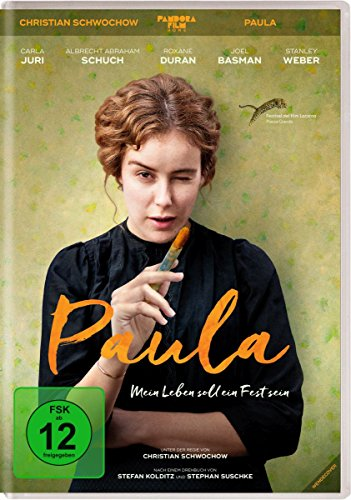 PAULA - MOVIE [DVD] [2016] from Alive AG