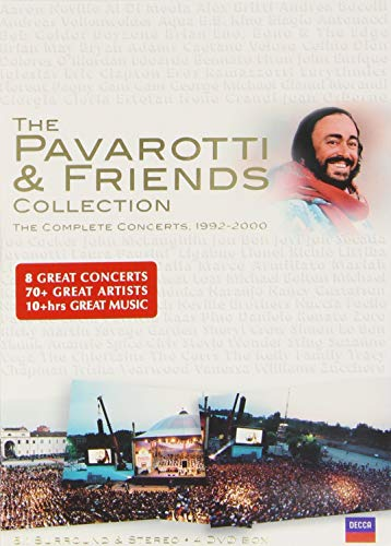 Pavarotti: The Pavarotti And Friends Collection [DVD] [2002] [NTSC] from Decca