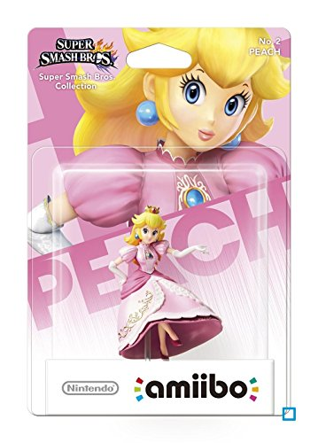 Peach No.2 amiibo (Nintendo Wii U/3DS) from Nintendo
