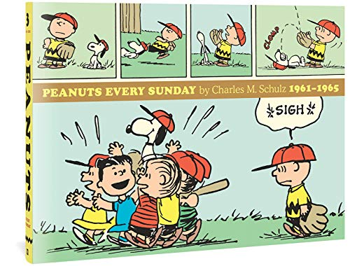 Peanuts Every Sunday 1961-1965 from Fantagraphics Books