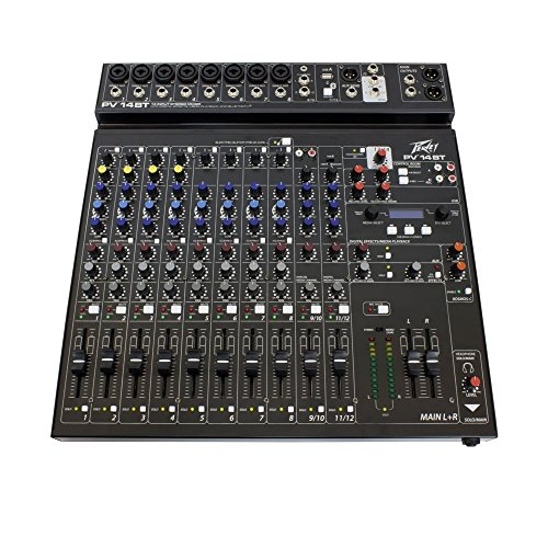 Peavey PV14 BT Mixer from Peavey