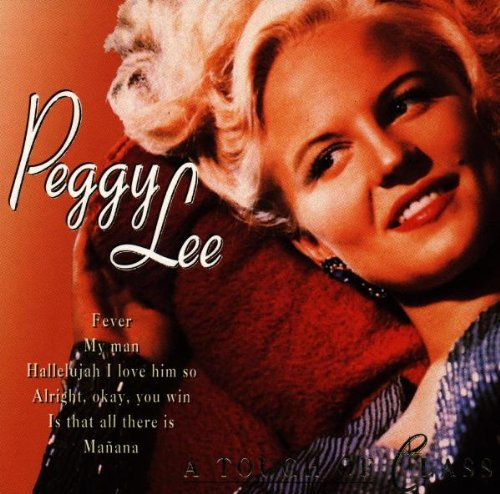 Peggy Lee-Touch of Class