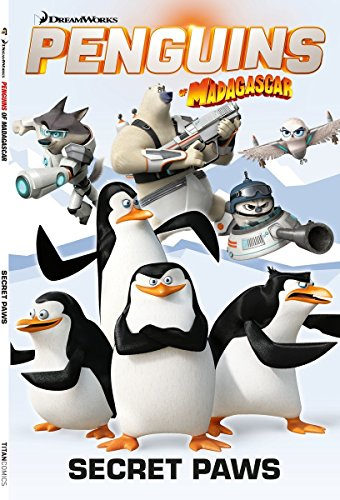 Penguins Of Madagascar Vol.4: Secret Paws from Titan Comics