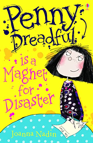 Penny Dreadful is a Magnet for Disaster from Usborne Publishing Ltd