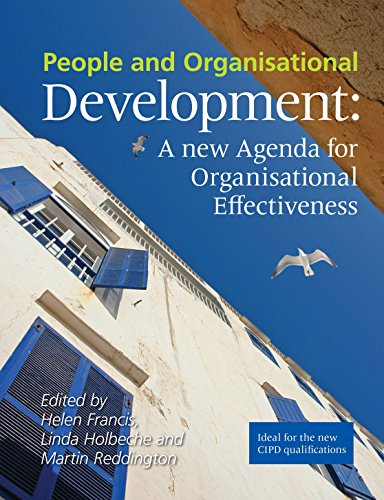People and Organisational Development: A New Agenda for Organisational Effectiveness from CIPD - Kogan Page