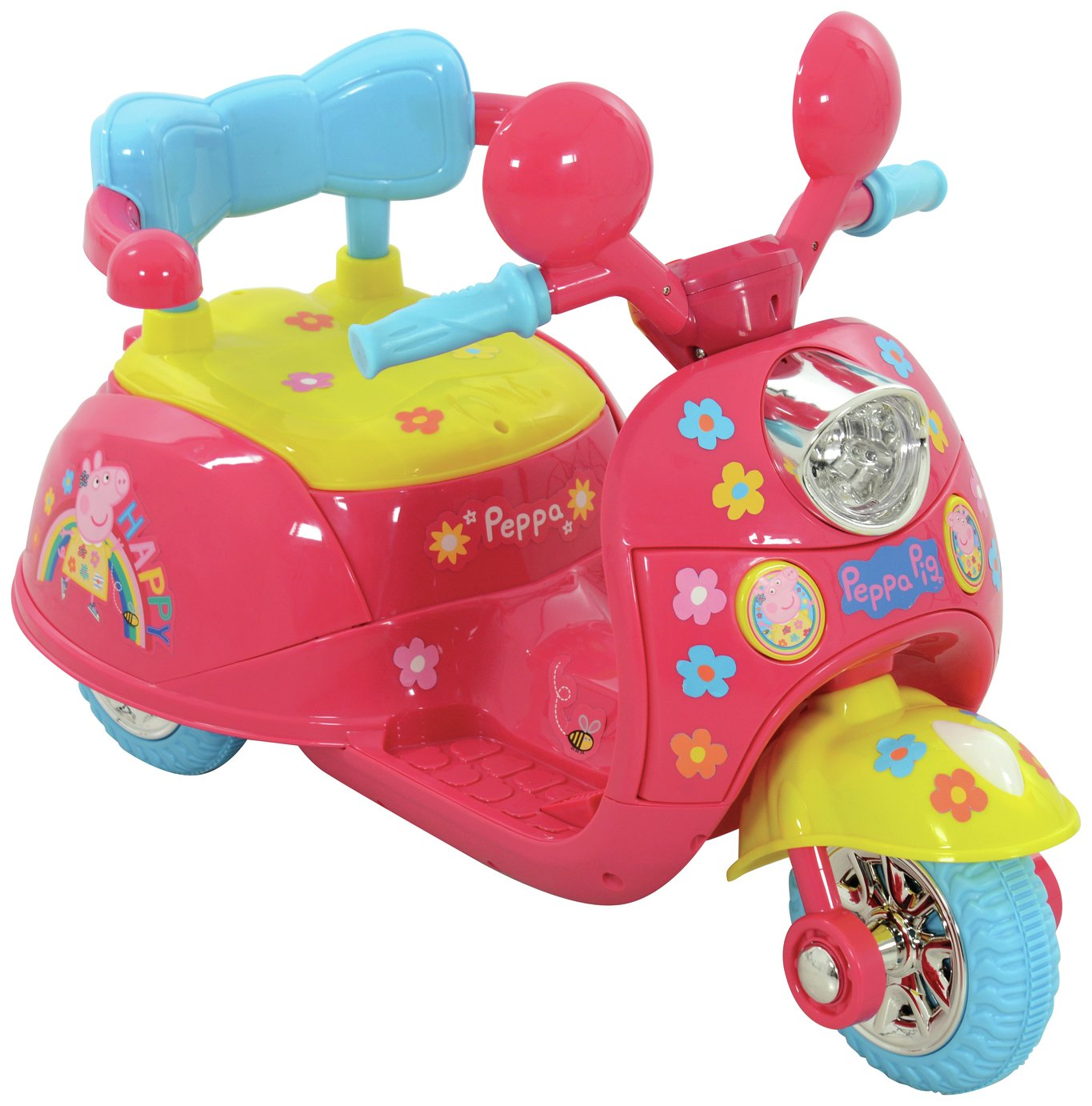 Peppa Pig 6V Powered Vehicle from Peppa pig