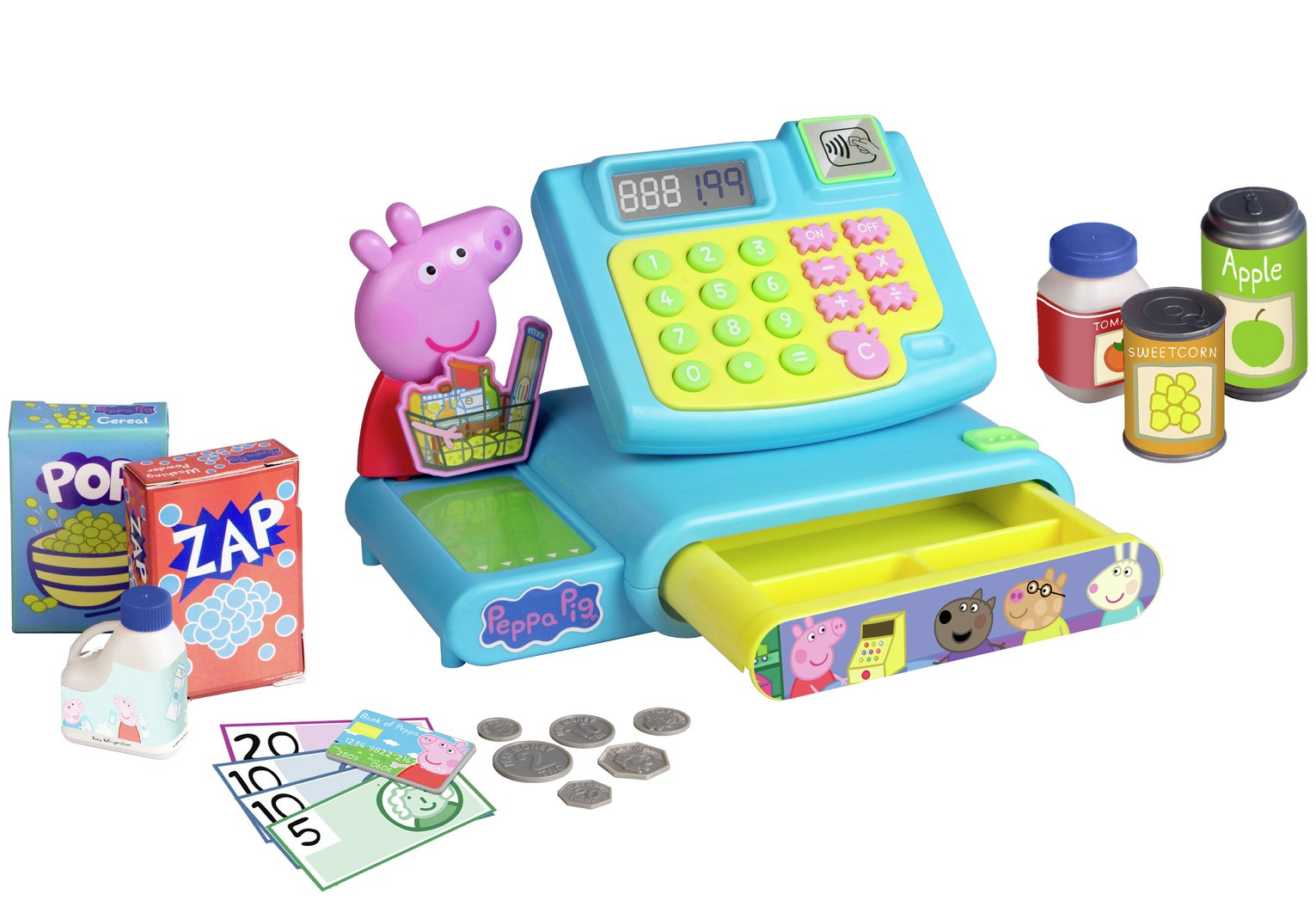 Peppa Pig Cash Register from Peppa pig