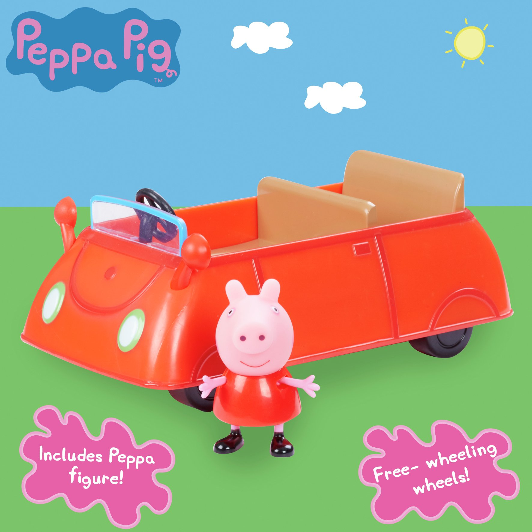 Peppa Pig Classic Car from Peppa pig