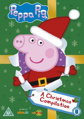 Peppa Pig: A Christmas Compilation [Volume 20] [DVD] from ENTERTAINMENT ONE