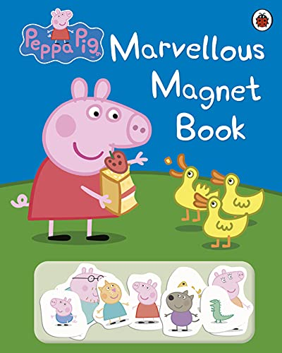 Peppa Pig: Marvellous Magnet Book from Ladybird