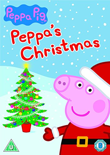 Peppa Pig: Peppa's Christmas [Volume 7] [DVD] from Entertainment One