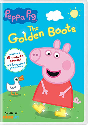 Peppa Pig: The Golden Boots [DVD] [2010] from TCFHE