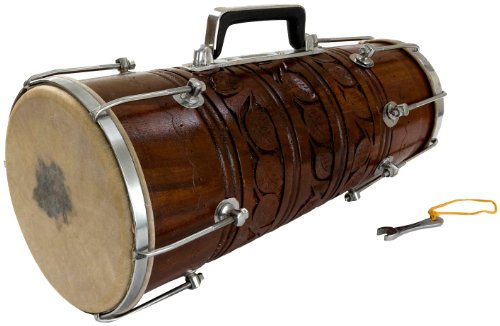 Percussion Plus Dholak Rod Tension from Percussion Plus