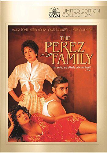 Perez Family [DVD] [1995] [Region 1] [US Import] [NTSC] from MGM