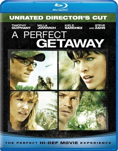 Perfect Getaway [Blu-ray] [2009] [US Import] from Universal Home Video