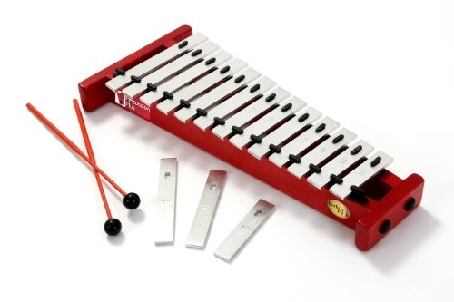 Perfect Pitch Soprano Diatonic Glockenspiel from Percussion Plus