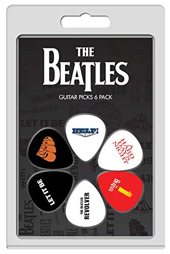 Perri's Leathers LP-TB2 Albums #2 Guitar Picks (Pack of 6) from Perri's Leathers