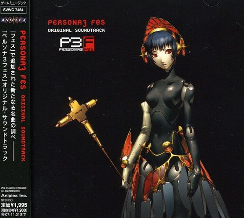 Persona 3 Fes-O.S.T. from Jap Import