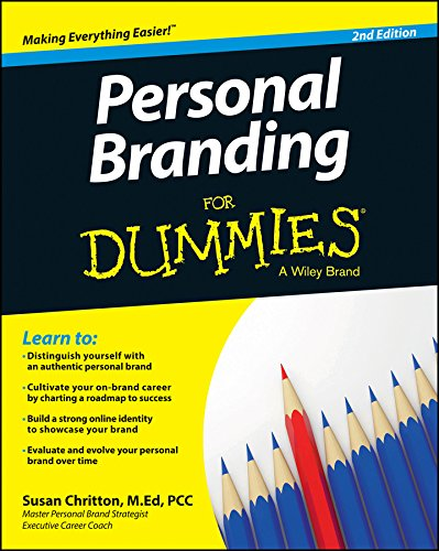 Personal Branding For Dummies from For Dummies