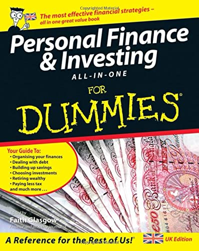 Personal Finance and Investing All-in-One For Dummies from For Dummies