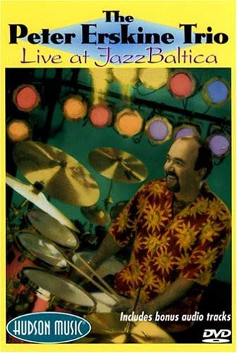 Peter Erskine Trio: Live At Jazz Baltica [DVD] [NTSC] from Hal Leonard