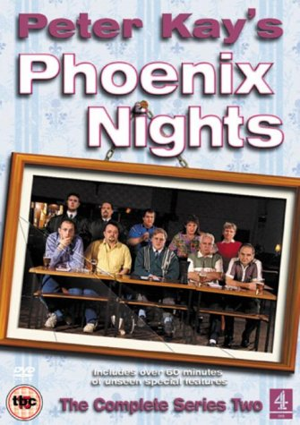 Peter Kay's Phoenix Nights: The Complete Series 2 [DVD] [2001] from SH123
