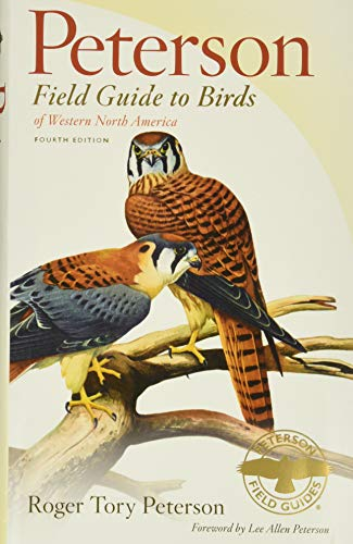 Peterson Field Guide to Birds of Western North America, Fourth Edition (Peterson Field Guides (Paperback)) from Peterson Books