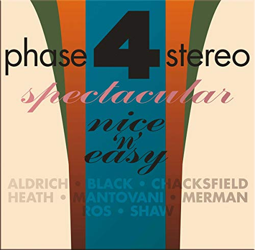 Phase Four Stereo Crossover Collection from DECCA