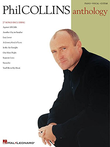 Phil Collins Anthology from Hal Leonard