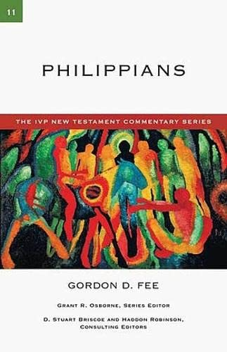 Philippians (IVP New Testament Commentary) from IVP