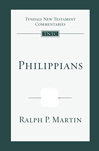Philippians: Tyndale New Testament Commentary: No. 11 from IVP