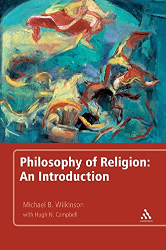 Philosophy of Religion: An Introduction from Continuum