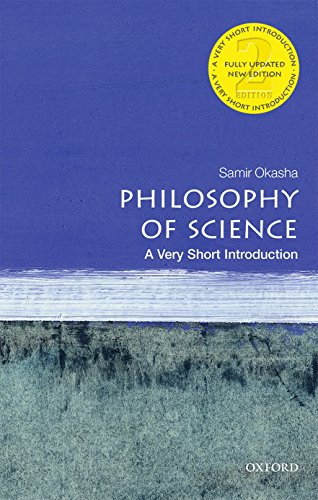 Philosophy of Science: Very Short Introduction 2/e (Very Short Introductions) from OUP Oxford