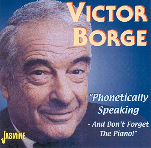 Phonetically Speaking - And Don't Forget The Piano! from JASMINE RECORDS